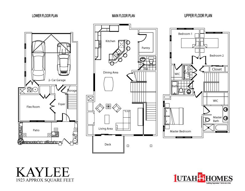 1 utah homes plymouth towns home plans