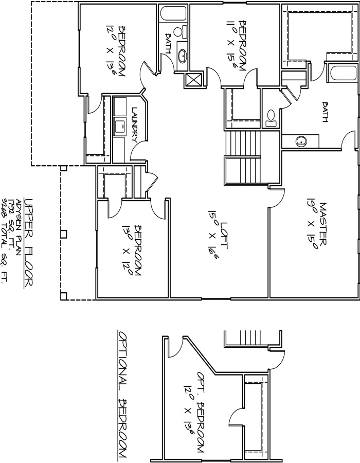 1 Utah Homes Homes At Larson Home Plans
