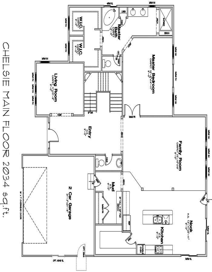 1 utah homes homes at larson home plans for Utah home design plans