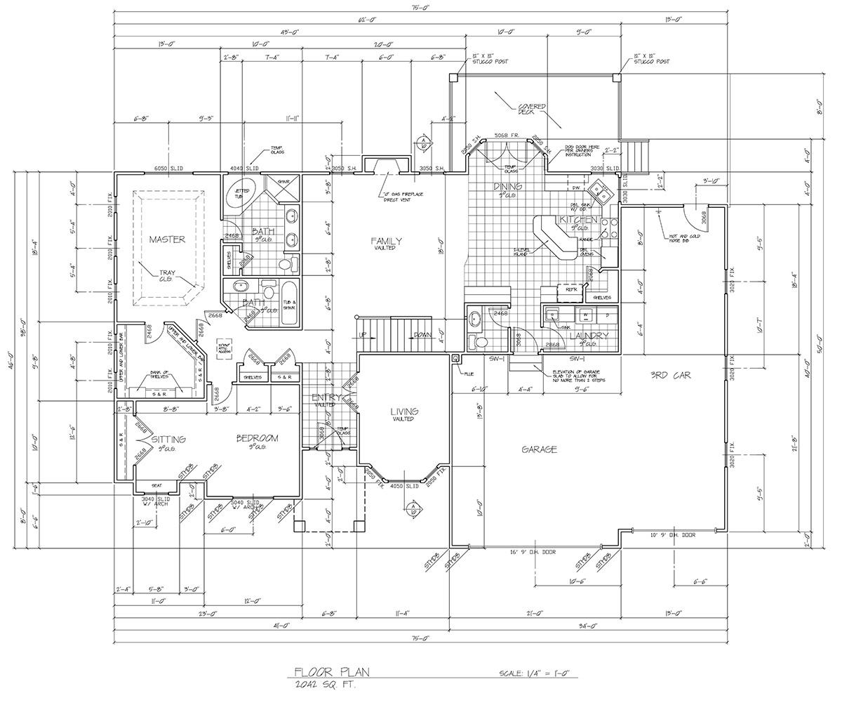 Pws Home Design Utah: Rambler Homes